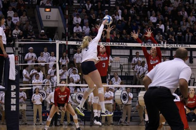 Penn State's Ali Frantti Named Big Ten Player Of The Week