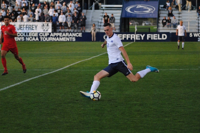 Penn State Men's Soccer Drops Big Ten Opener to Ohio State