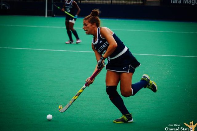 Second-Half Surge Powers No. 2 Penn State Field Hockey Past Bucknell