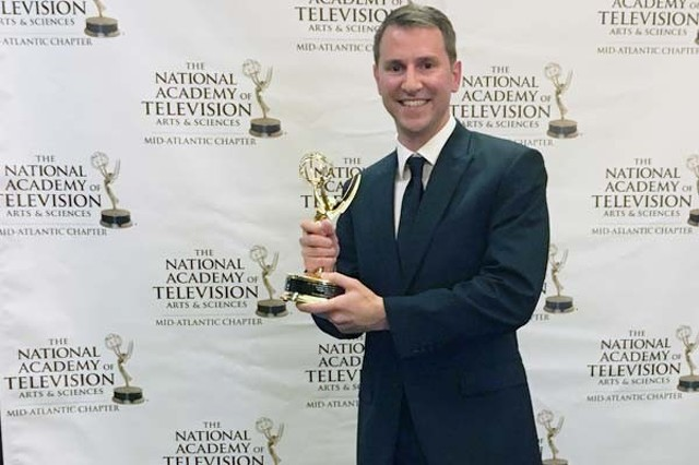 WPSU Production Wins Mid-Atlantic Emmy
