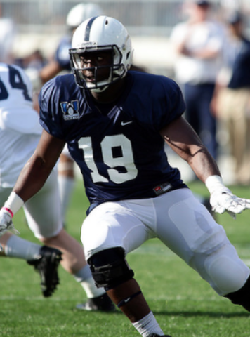 Penn State Football: Brown Injured Early In Blowout Win