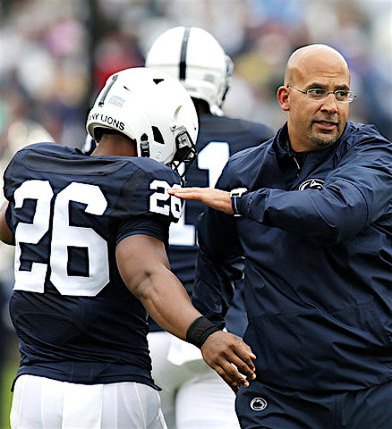 No. 4 Penn State faces road test at Iowa