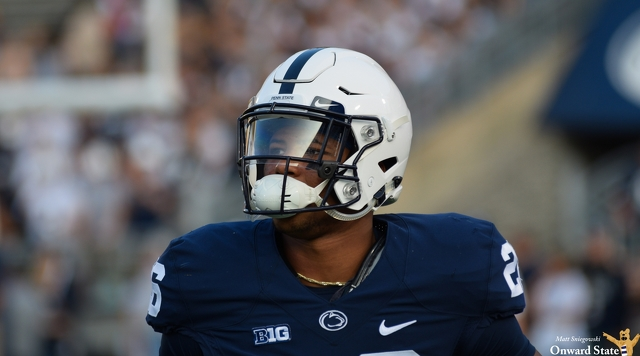 Saquon Barkley Wins Big Ten Offensive Player of the Week Honors
