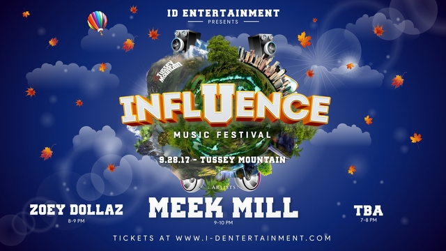 Meek Mill Cancels Tussey Mountain Performance