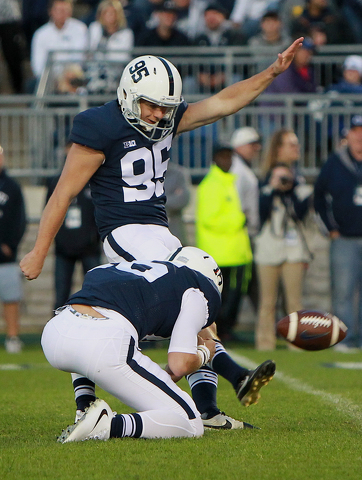 Penn State's Field Goal Dilemma is 'Unacceptable'