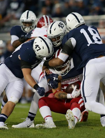 Penn State Football: Handing Out The Grades Following A 45-14 Win Over Indiana