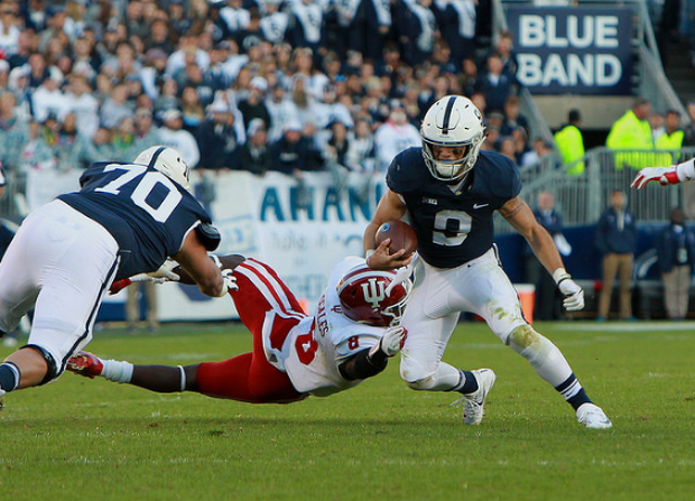Penn State's Saquon Barkley setting pace in this week's Heisman Watch