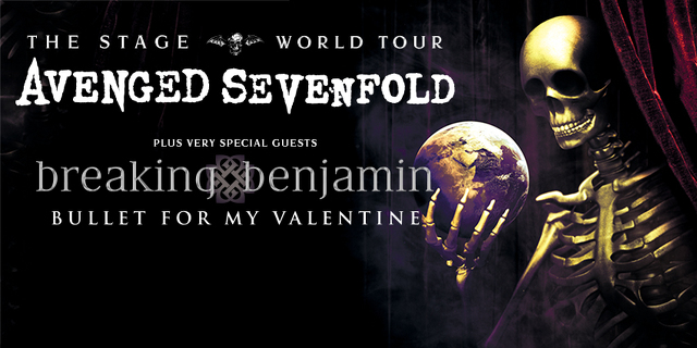 Avenged Sevenfold Headed to Bryce Jordan Center