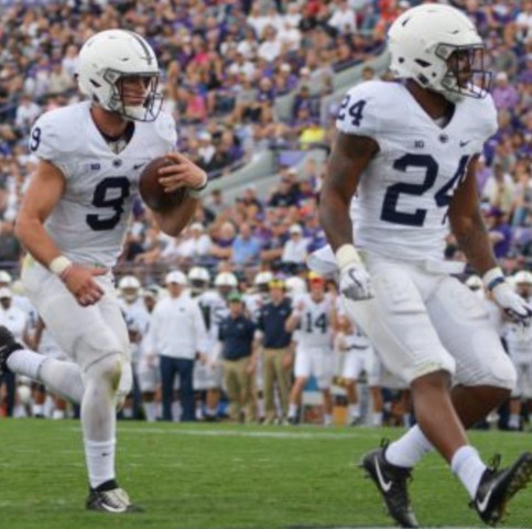 Penn State's Defense is No. 1 in the Nation for Points & Turnovers; Barkley is No. 2 for All-Purpose Yards