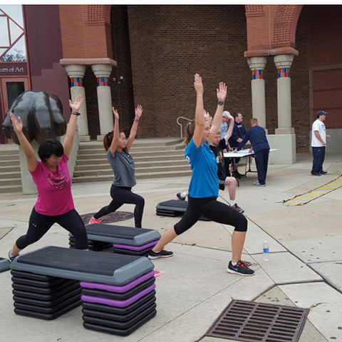 Exercise Is Medicine Week Kicks Off at Penn State