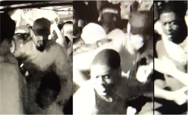 Police Seek Suspects in Alleged Assault at Downtown Bar