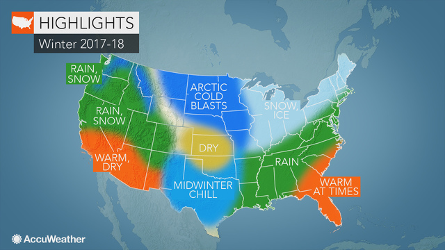 Chilly But Normal Winter in the Forecast, AccuWeather Expert Says