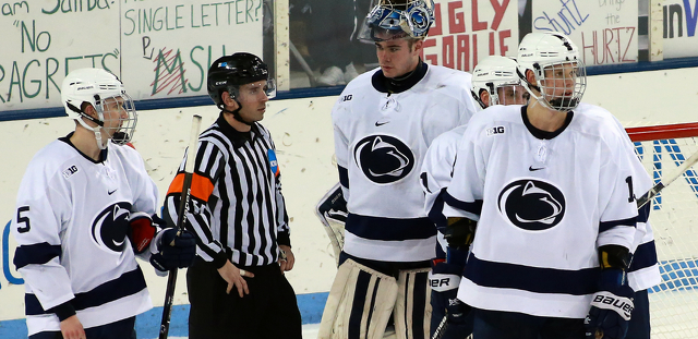 Penn State Hockey: Kerr Back, Healthy And Ready For 2017