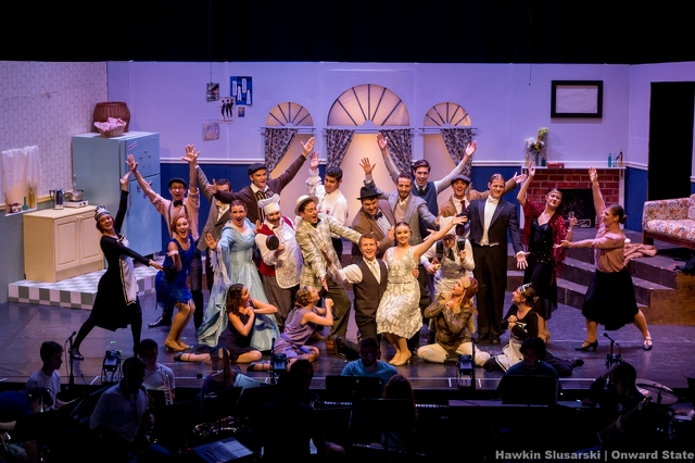 Penn State Thespians Present 'The Drowsy Chaperone'