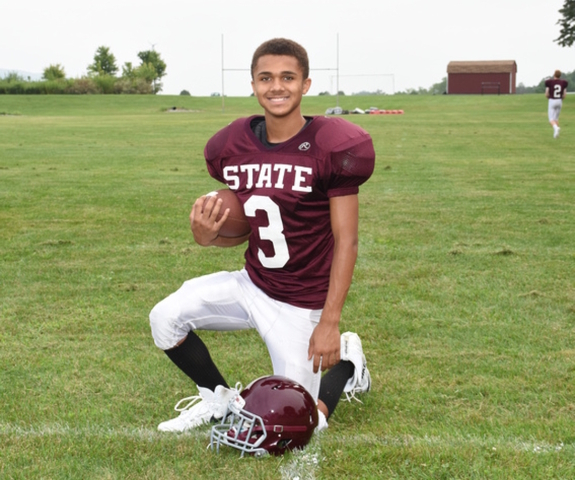 Home from Hospital, State College Teenager Begins Long Recovery After Shooting