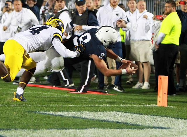 Penn State Football: From Shoop To No. 2, The Power Of Belief As Nittany Lions Beat Michigan 42-13