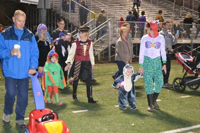 CRPR Halloween Costume Parade to Be Moved Indoors