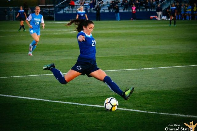 Penn State women's soccer to host NCAA Tournament opener against Stony Brook