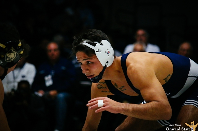 Penn State Wrestling Surges to 3-0 with Win over Binghamton