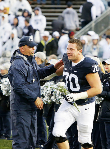 For Penn State Seniors & Saquon, There's No Place Like Beaver Stadium