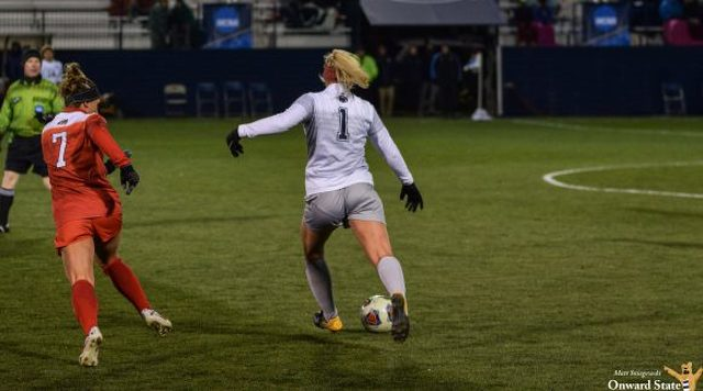 Penn State Women's Soccer Falls to No. 1 Stanford in NCAA Quarterfinals