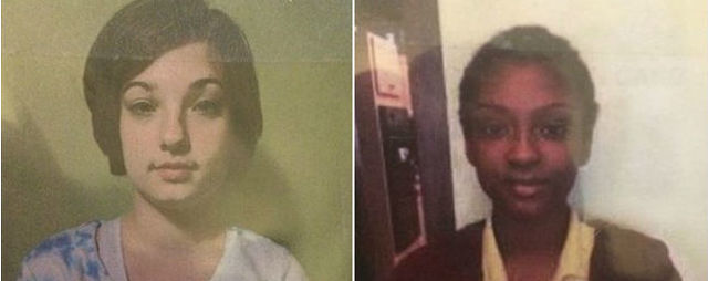 Two Teens Reported Missing