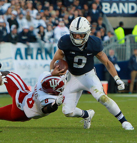 Penn State heading to the Fiesta Bowl
