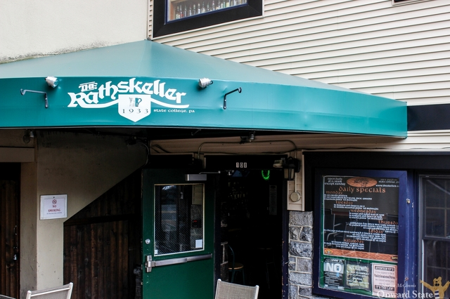 Historic Rathskeller, Spats to Close