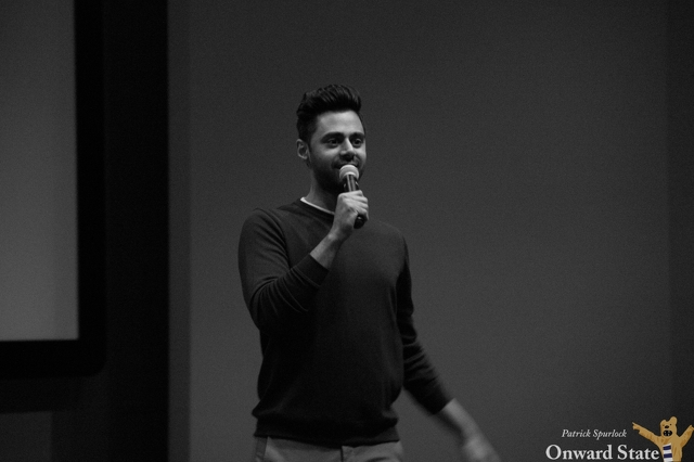 Comedian and Actor Hasan Minhaj Discusses Refugee Debate