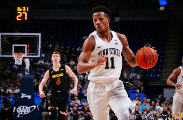 Carr drives Penn State past George Washington