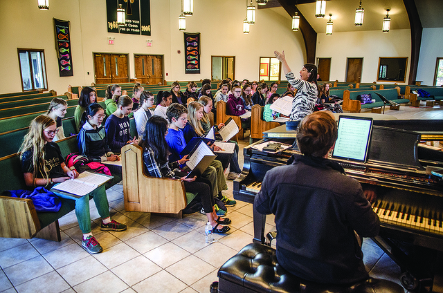 Empowering Young Voices: 20 Years of Nittany Valley Children's Choir
