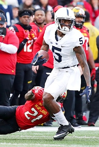 DaeSean Hamilton is the Personification of Penn State Football's Renewal