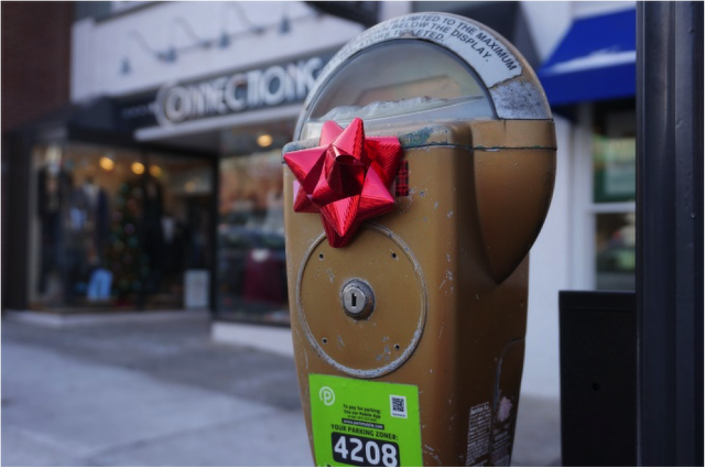Free Holiday Parking to Return to Downtown State College