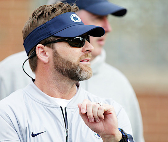 'Happy in Happy Valley:' Defensive coordinator Brent Pry staying at Penn State