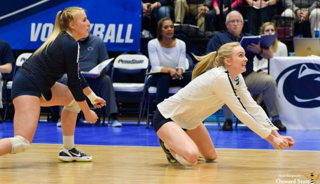 Gorrell, Penn State to play in NCAA volleyball semi Thursday
