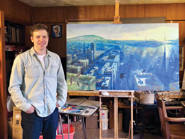 Artist of the Month: Sean Bodley