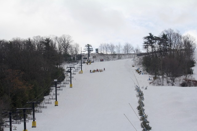 Opening Day Lift Malfunction at Tussey Mountain