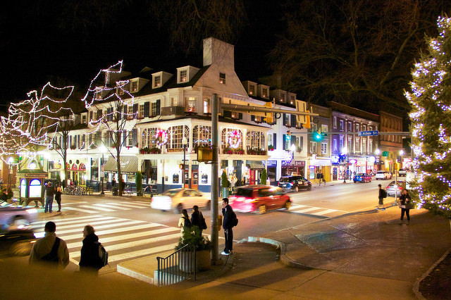 A Local's List for the Holidays in State College