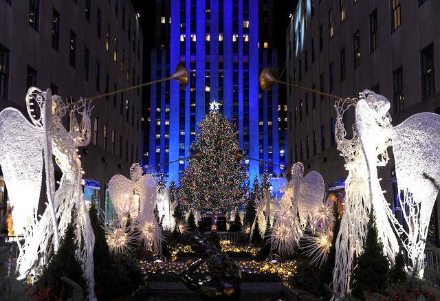 Documentary on State College Tree's Journey to Rockefeller Center to Air Statewide