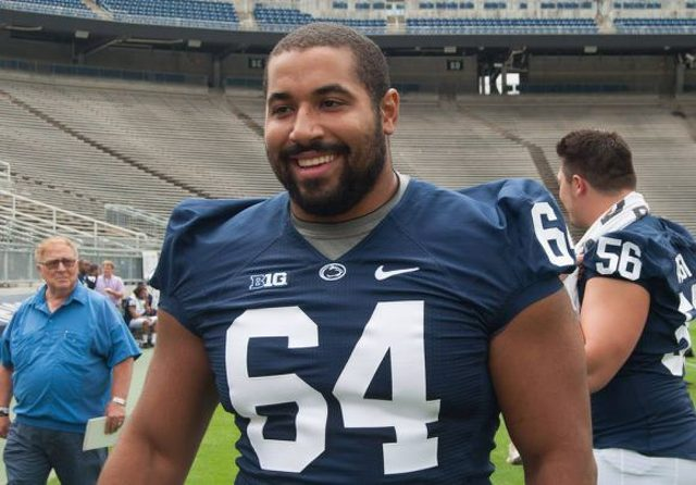 John Urschel Gives a Fan a Special Christmas Gift