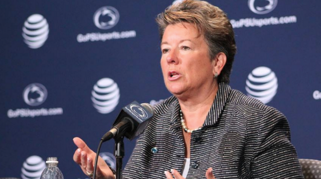 Sandy Barbour Talks 'Mixed Signals' From Playoff Committee
