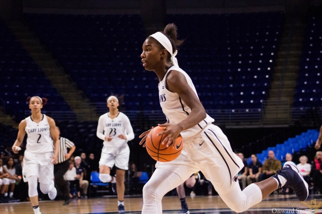 Michigan's Offensive Onslaught Too Much For Lady Lions