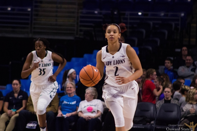 Lady Lions Fall Short of Upset Against No. 15 Maryland