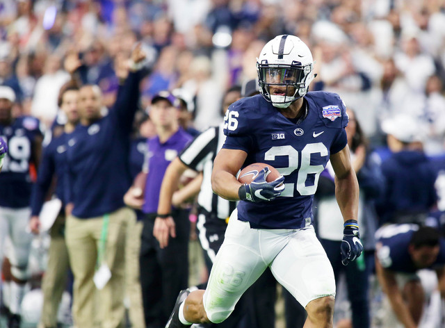 Penn State holds off Washington to win Fiesta Bowl