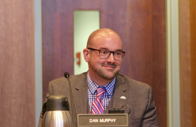 Murphy Hopes to Bring New Perspective to Borough Council