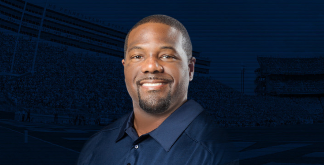 Penn State names Corley running backs coach