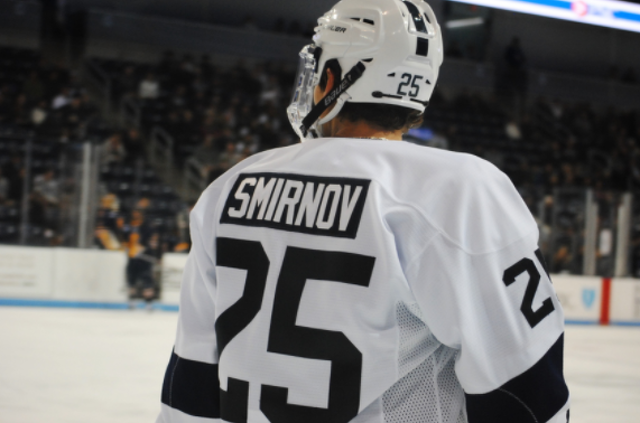 Penn State Hockey: Sturtz And Smirnov Land Hobey Baker Nominee Nods