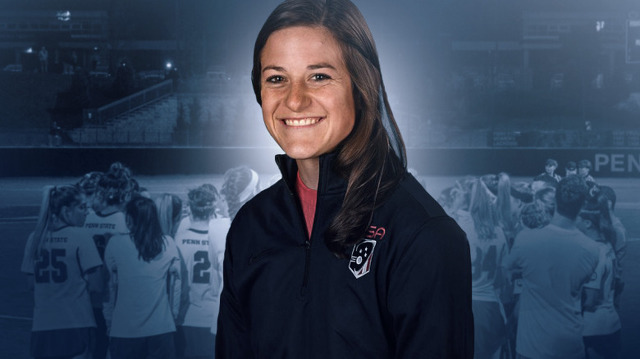 History-Making Women's Lacrosse Player Joins Penn State Coaching Staff
