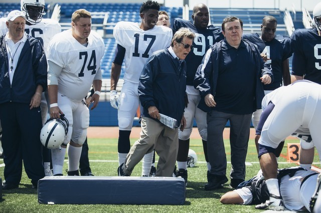 A Weary Al Pacino Fields Questions About Jerry Sandusky — HBO's 'Paterno' Trailer