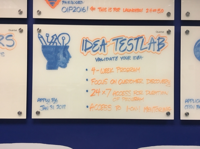 Idea TestLab Gives New Inventors a Chance